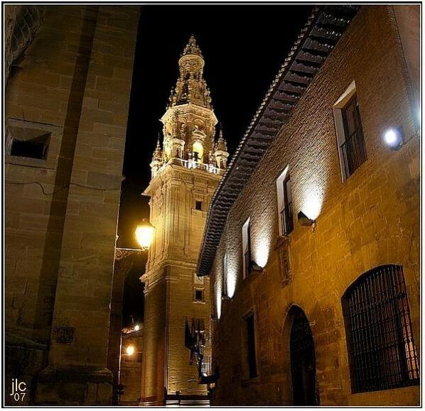 """""""Catedral de Santo Domingo de la Calzada - La Rioja""""  #AndandoPorEspaña"""