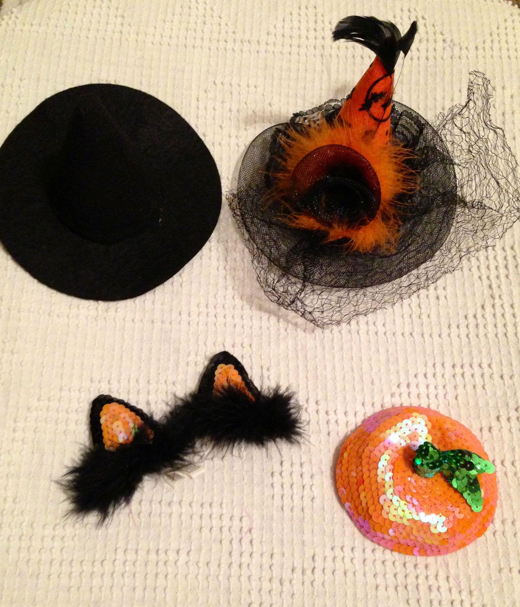 halloween hair clips | props | pinterest | halloween hair clips and