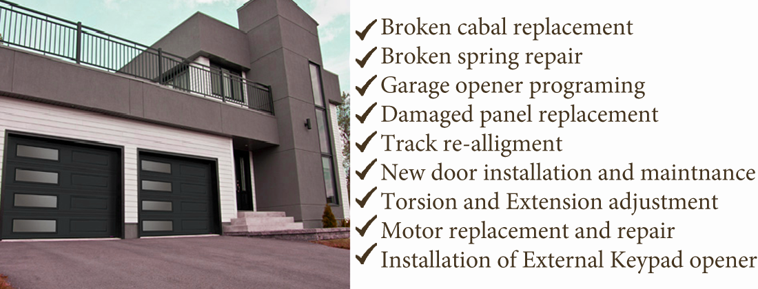 Phoenix Garage Door Repair Services A Name That Has Been Trusted