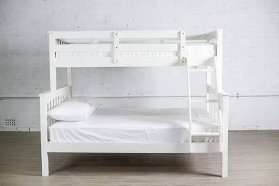 Miami Double Single Timber Bunk Bed Hickson Road Bunk Beds Bed