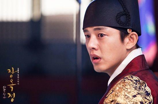 [Jang Ok-jung, Living by Love] = 숙종 [King Sukjong] - 유아인 (Yoo Ah-in) #Kdrama Korean drama
