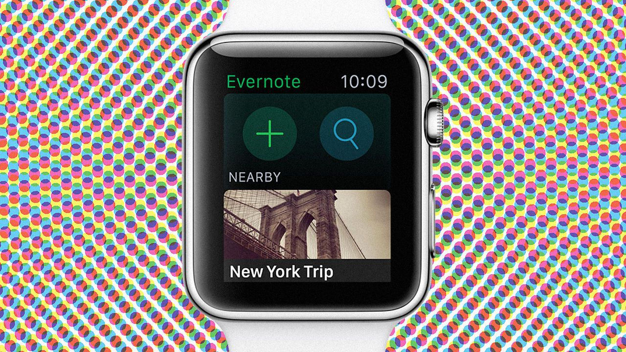 5 Lessons On Apple Watch Design From Evernote Apple
