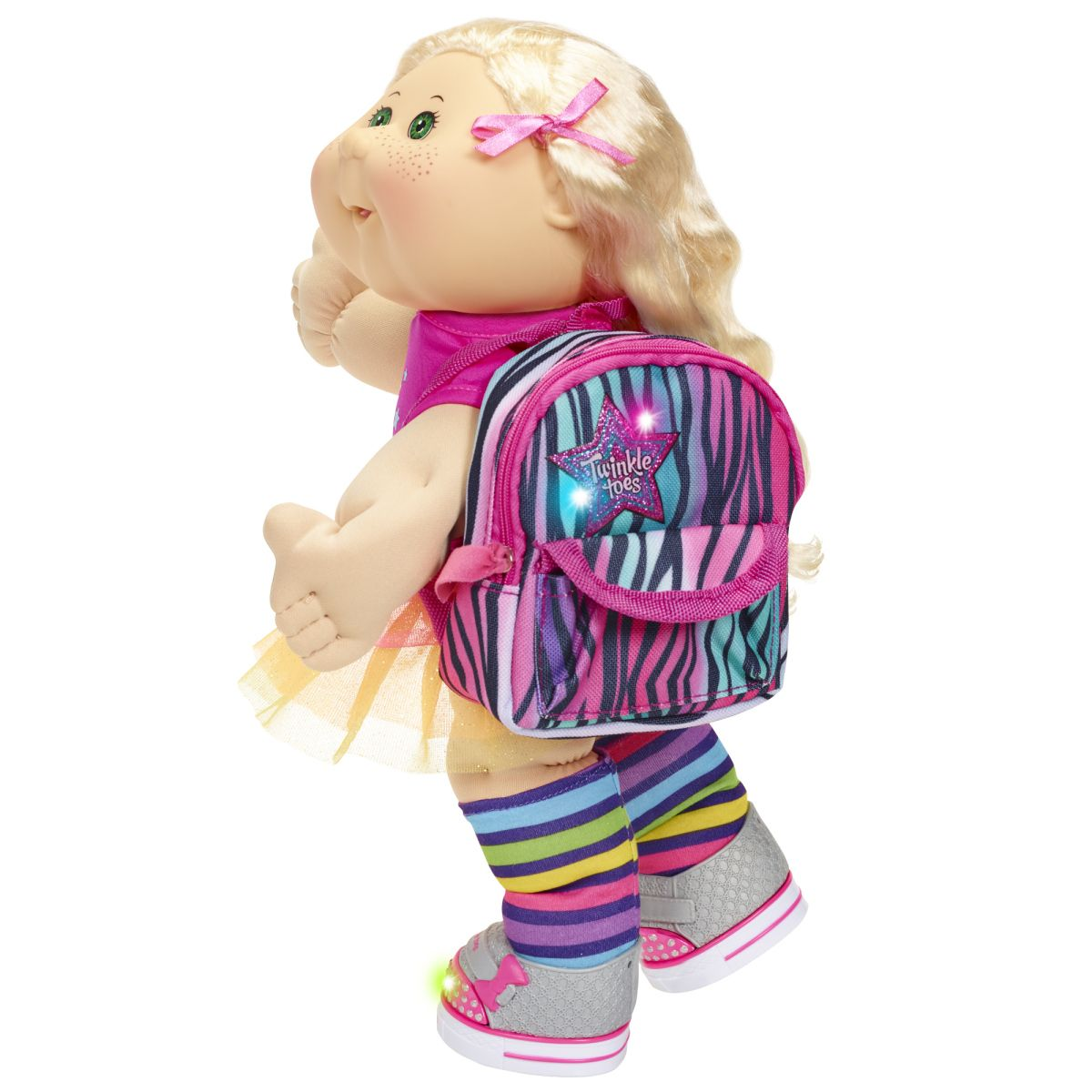 Cabbage Patch Kids Twinkle Toes 2 Out Of Packaging Cabbage Patch Kids Cabbage Patch Babies Cabbage Patch Kids Dolls