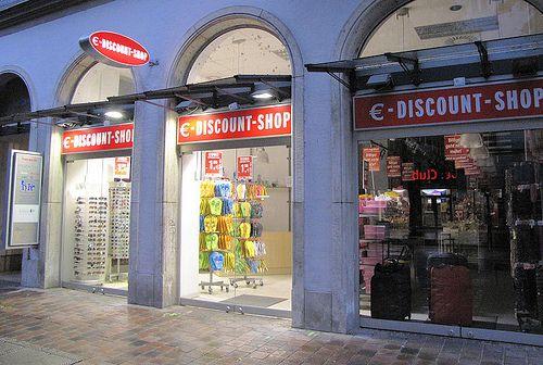 Euro Discount shop_2 Ausburg 2009