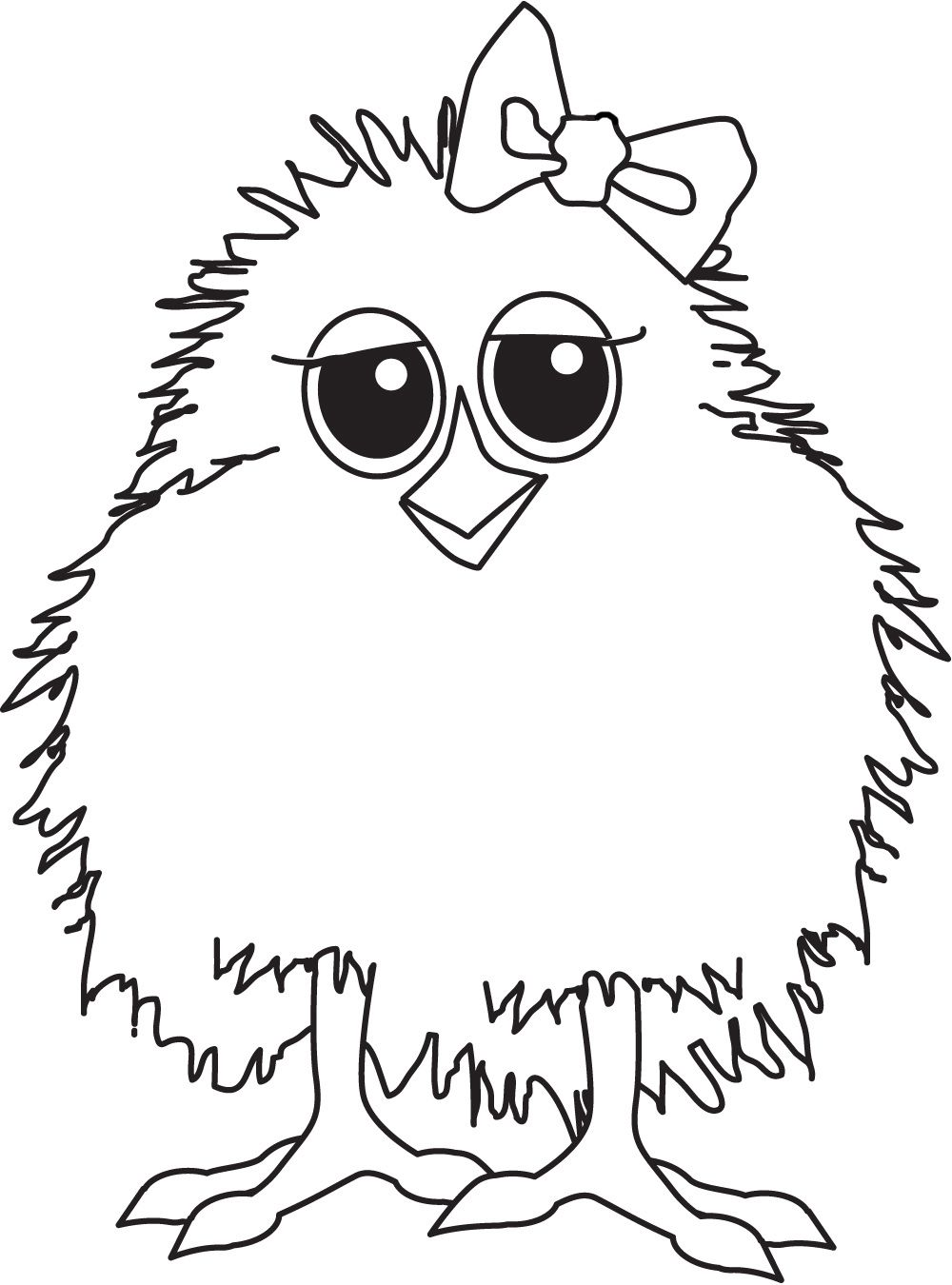 easter chicks coloring pages   Easter chicks coloring pages   Rita ...