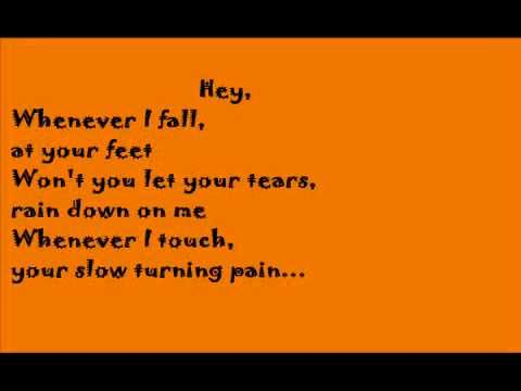 Fall At Your Feet Lyrics Youtube Lyrics Songs Moosic