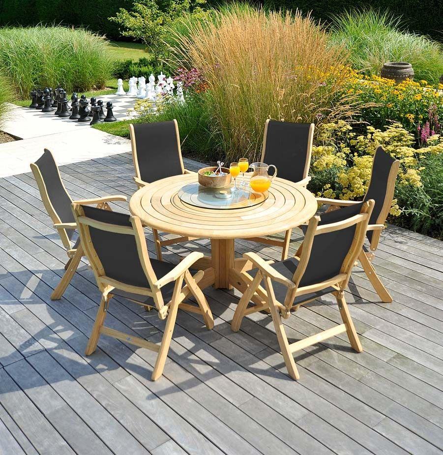 6 seater garden furniture sets