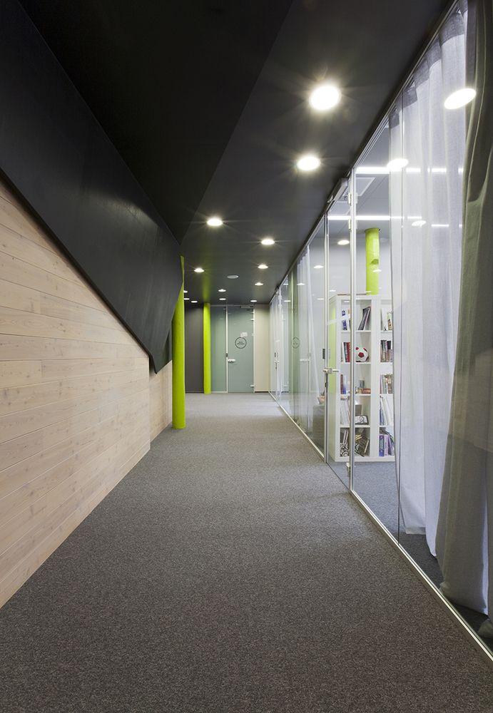Яндекс в БЦ Мамонтов - OfficeNext