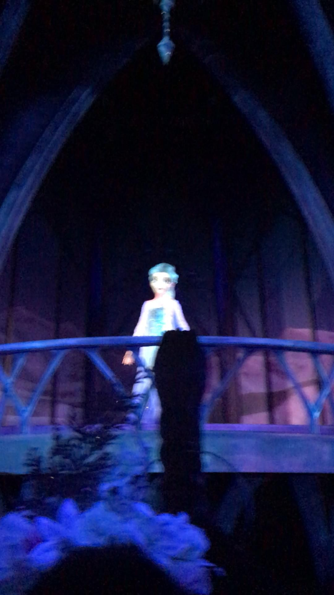 Frozen Ever After - A Family Friendly Ride