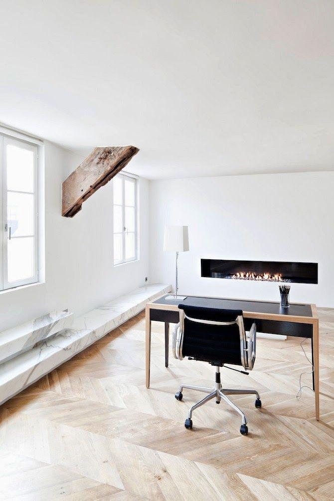 Superior Appartement Poissonniere, Paris, Frederic Berthier, Minimal, Simplicity,  Minimalist, Open Space · Interior Design InspirationInterior IdeasModern ...