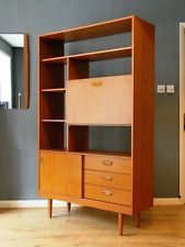 Admirable 1970S Retro Schreiber Room Divider Drinks Cabinet Interior Design Ideas Tzicisoteloinfo