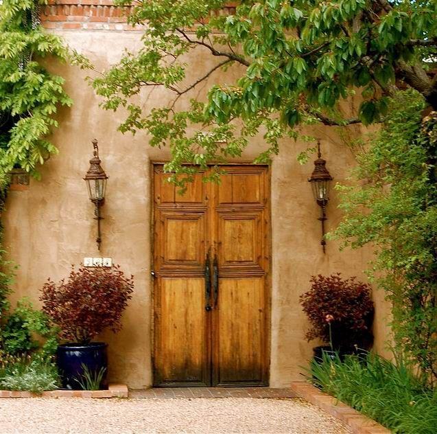 house colors - Puertas De Madera Antiguas