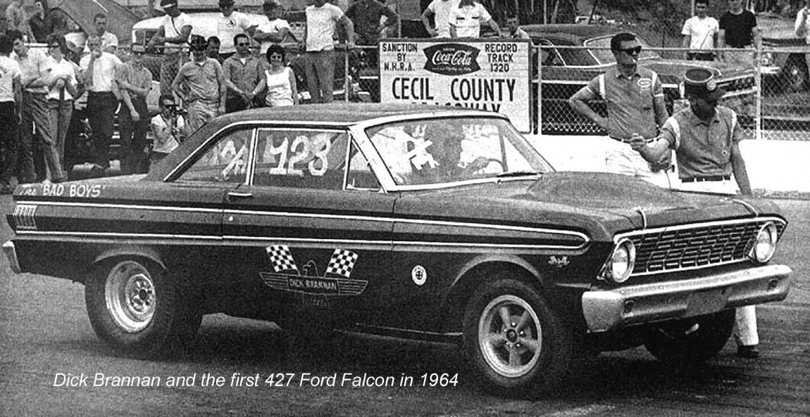 Image result for 65 falcon afx