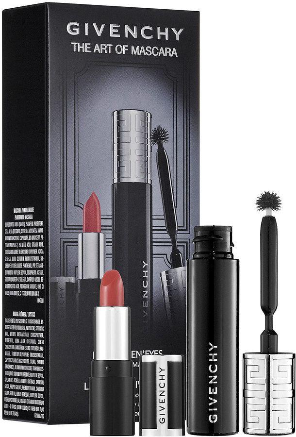 Sephora Givenchy The Art Of Mascara Set French Makeup Brands Makeup Kit Brands Makeup Brands