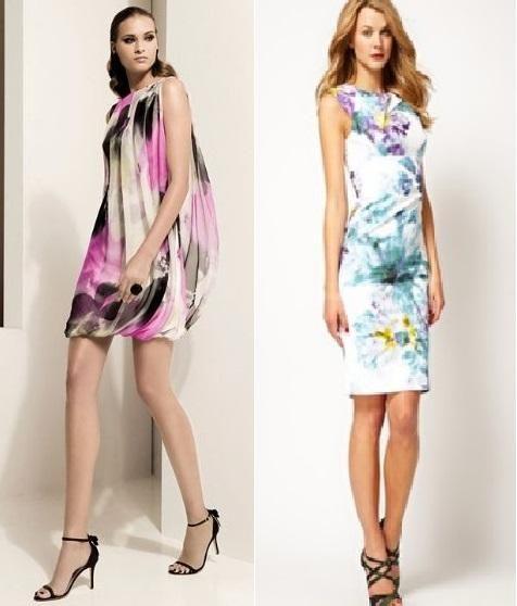 Cómo elegir el vestido para una boda de día - 8 pasos | Moda ...