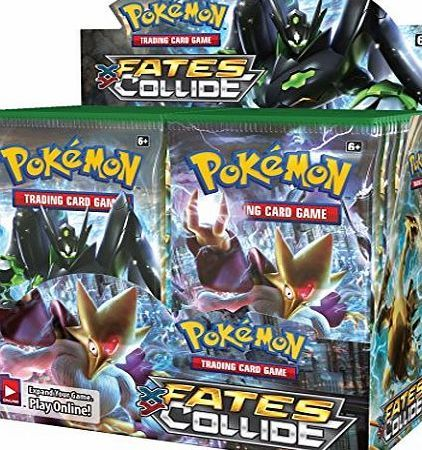 Pokemon XY11 Steam Siege Booster Pack 10 Additional Cards for Pokemon Trading Card Game Random, English Language