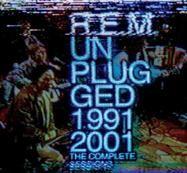 """""""Unplugged 1991-2001""""  de R.E.M   R.E.M. realizaron dos actuaciones impresionantes en la serie de MTV premiada con Grammy® y Emmy® """"Unplugged"""", la primera en 1991 y la segunda en 2001, distinguiéndose por ser la única banda cabeza de cartel de las serie en dos ocasiones. Sorprendentemente el audio de los dos programas nunca se editó y se han convertido en dos de los directos más demandados de los archivos de R.E.M.       POP-ROCK"""