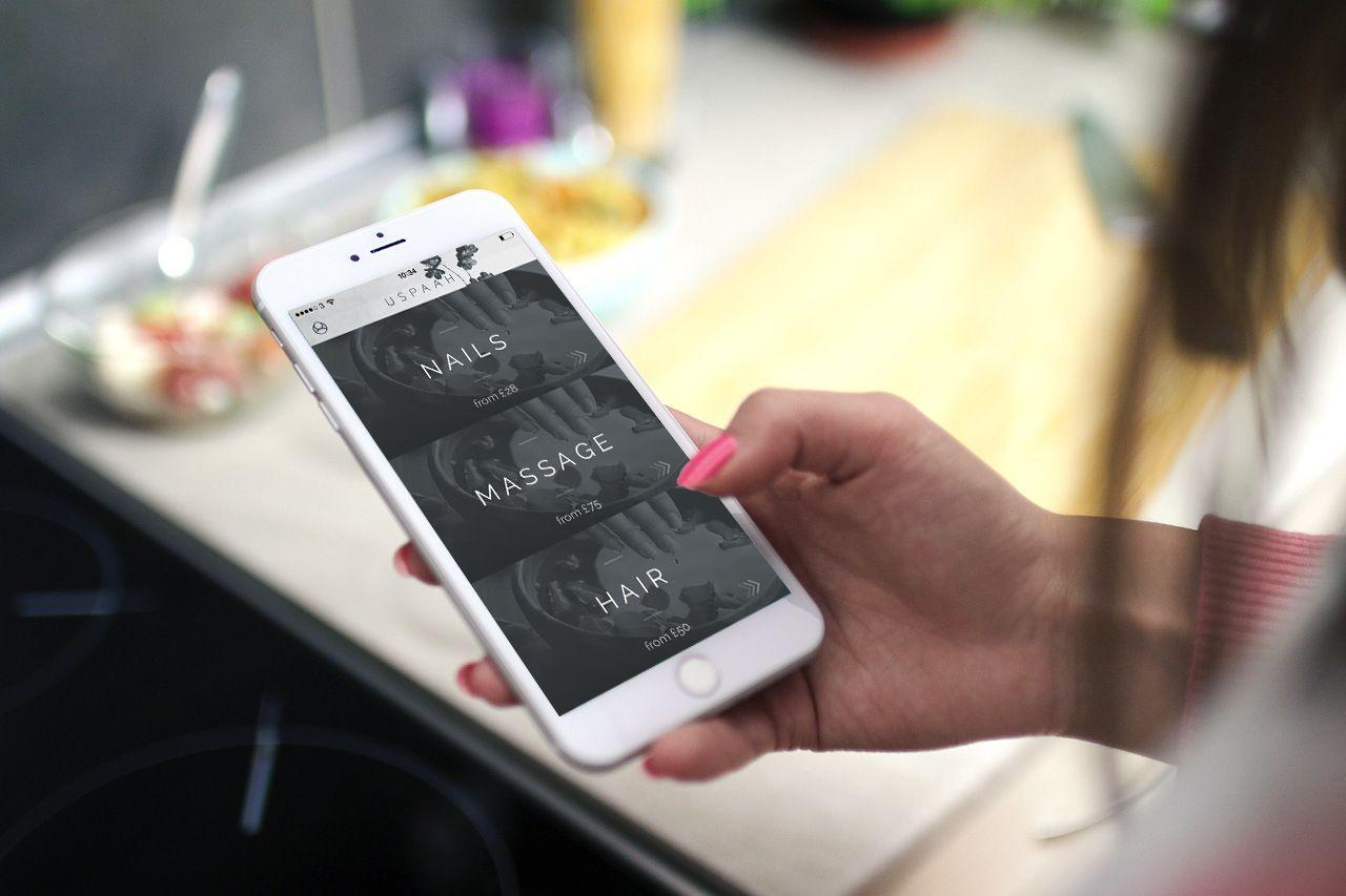 You can book an appointment through USPAAH's app: http://j.mp/uspaah
