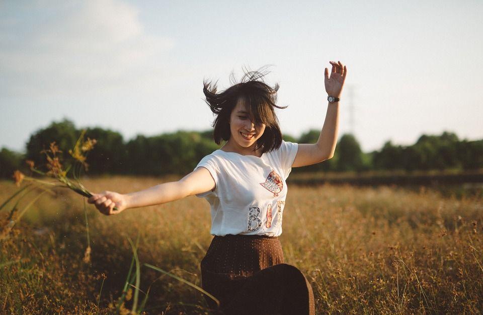 ¿Sabes qué es lo que hay que hacer para ser feliz?