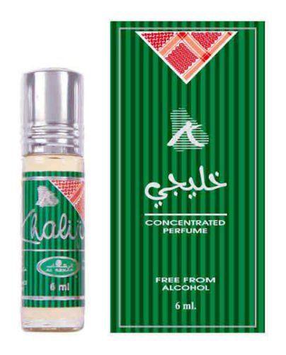 Huile Parfumée Khaliji 6ml meilleures ventes de Al Rehab–Parfum de qualité supérieure: Huile de parfum par al Rehab 100% neuf et…