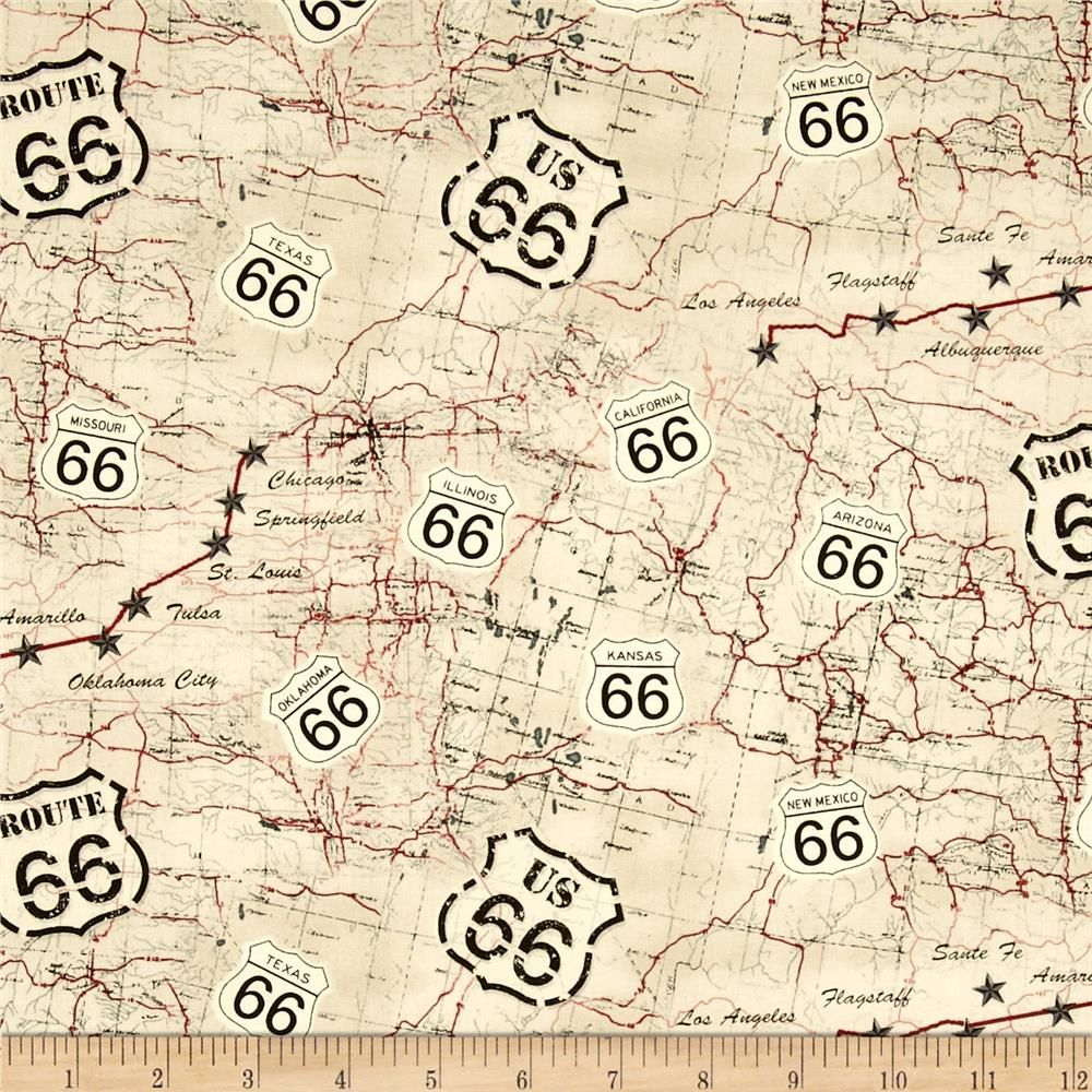 Vintage Route  Map Similar Galleries Road Map Wallpaper - Chicago map route 66