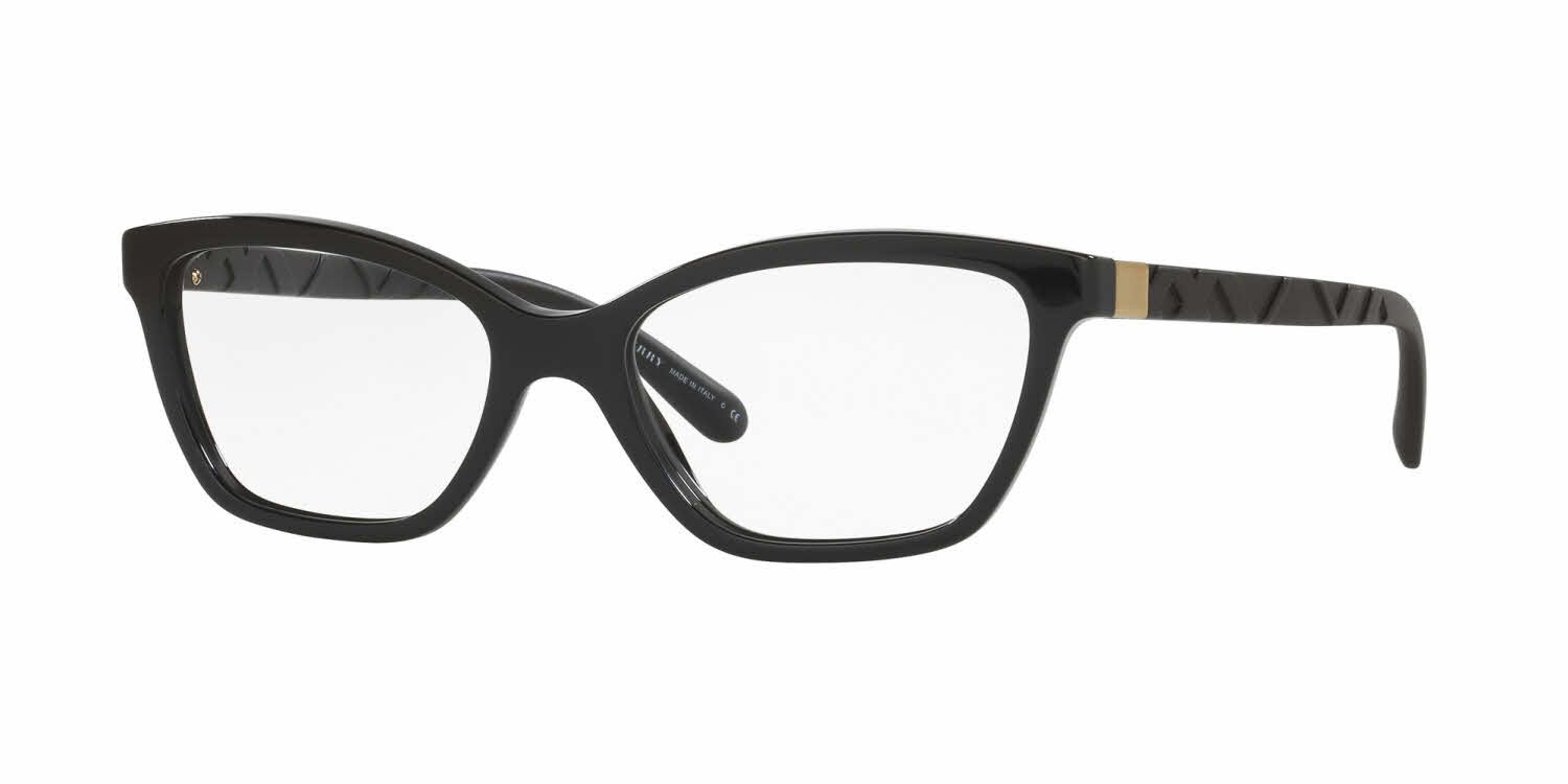Burberry BE2221F - Alternate Fit Eyeglasses | 50% Off Lenses and Add ...