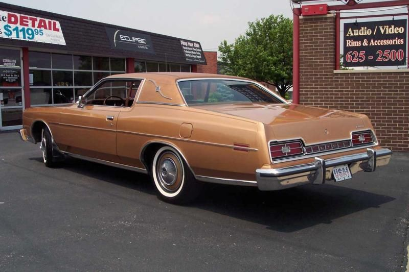 1974 Ford Ltd 2 Door Hardtop With 63 000 Original Miles In Medium Goldenrod Metallic Ford Ltd Automobile Retro Cars