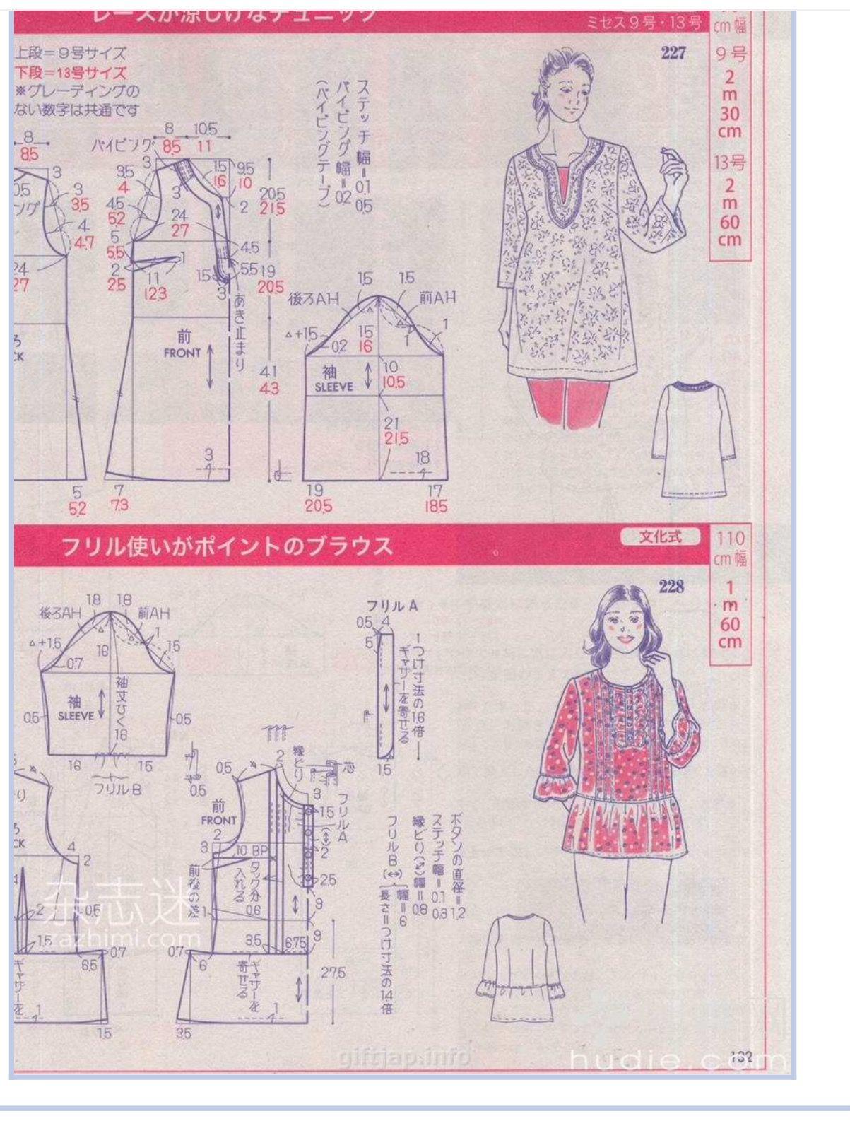 Pin de mimi kuncoro en Baju | Pinterest | Patrones, Costura y Blusas