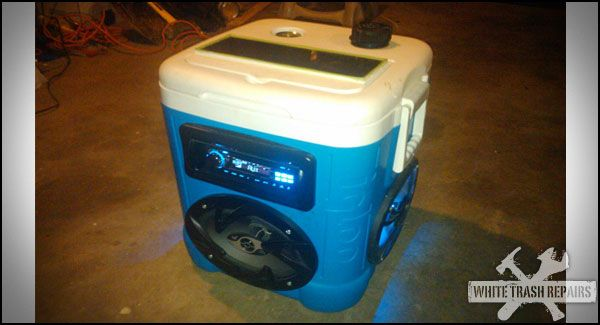 when was the boombox invented