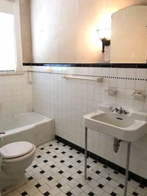 1940 Colonial Revival  Augusta Ga  $250000  Old House Dreams Extraordinary 1940 Bathroom Design Review