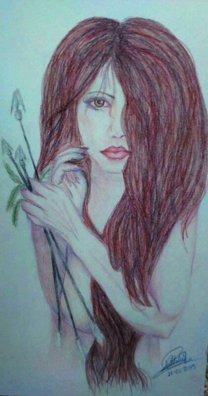 #drawing #colors by:Nathalia botero