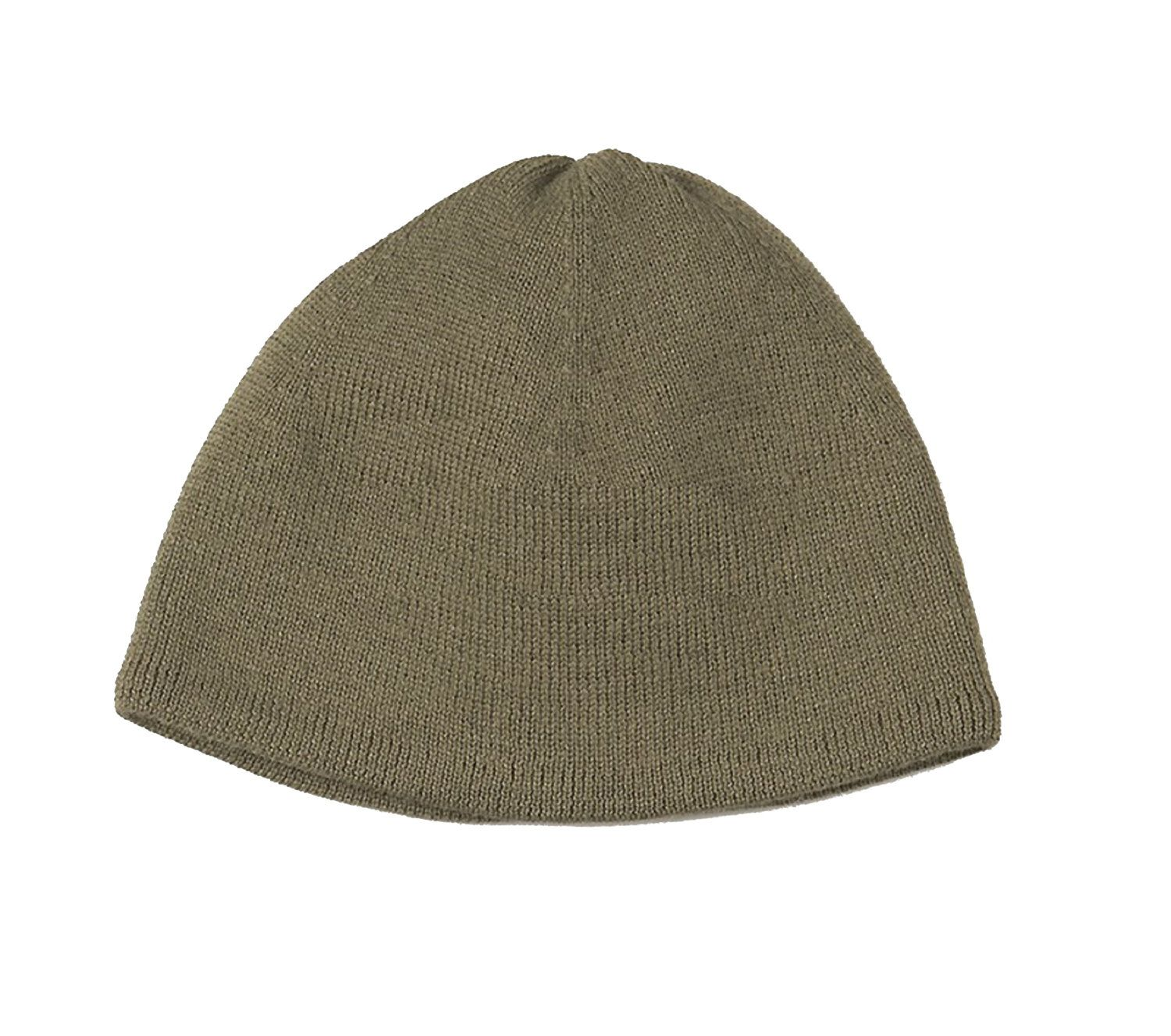 2c849cf5839 MFH KNITS 100% Baby Alpaca - Made in Peru - Unisex Solid Green Wool Knit  Skulls Chullo Cap Hat Beanies - Polar Lining by TINKUY on Etsy