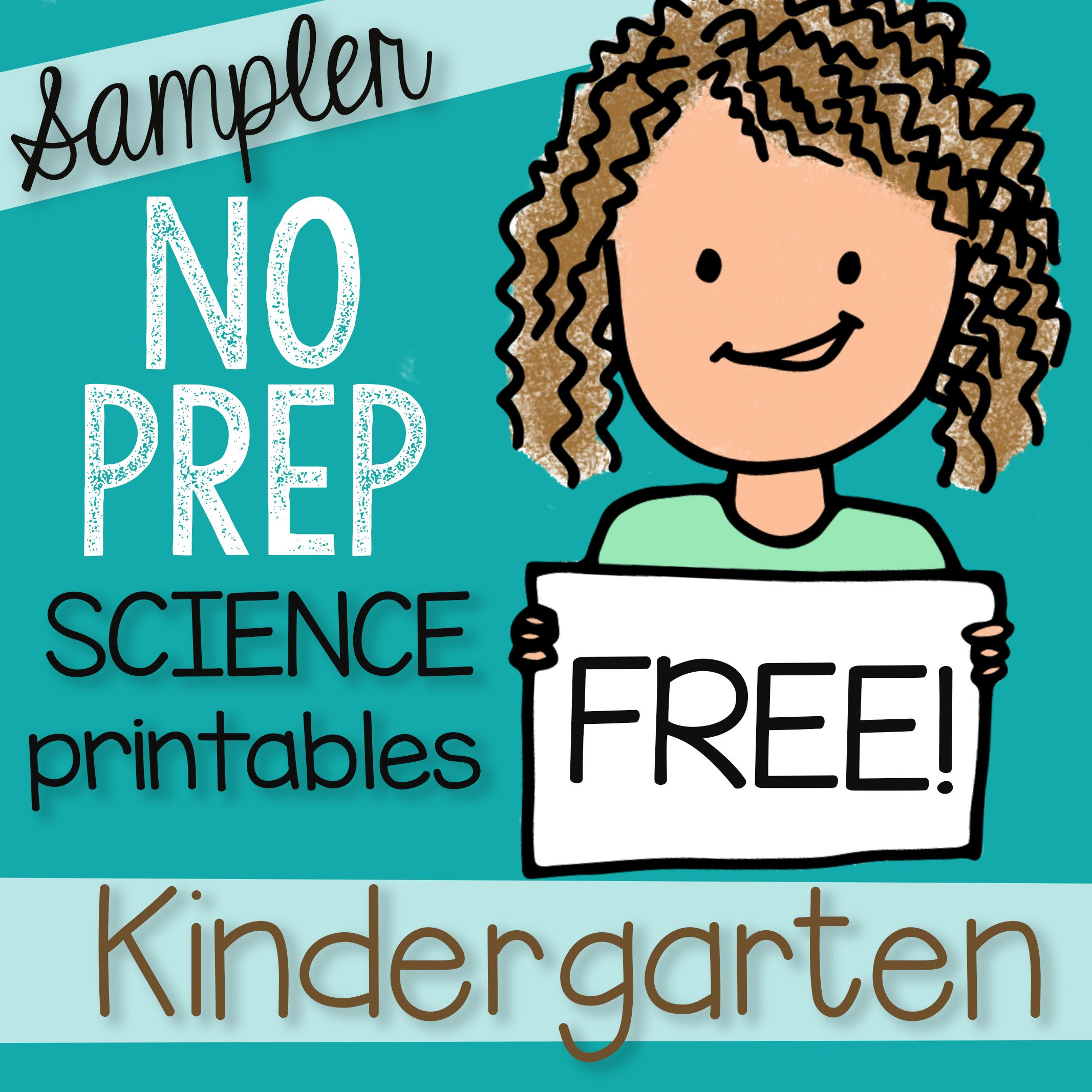 Doodle Notes 200+ Page NO PREP Science Doodles Kindergarten ...