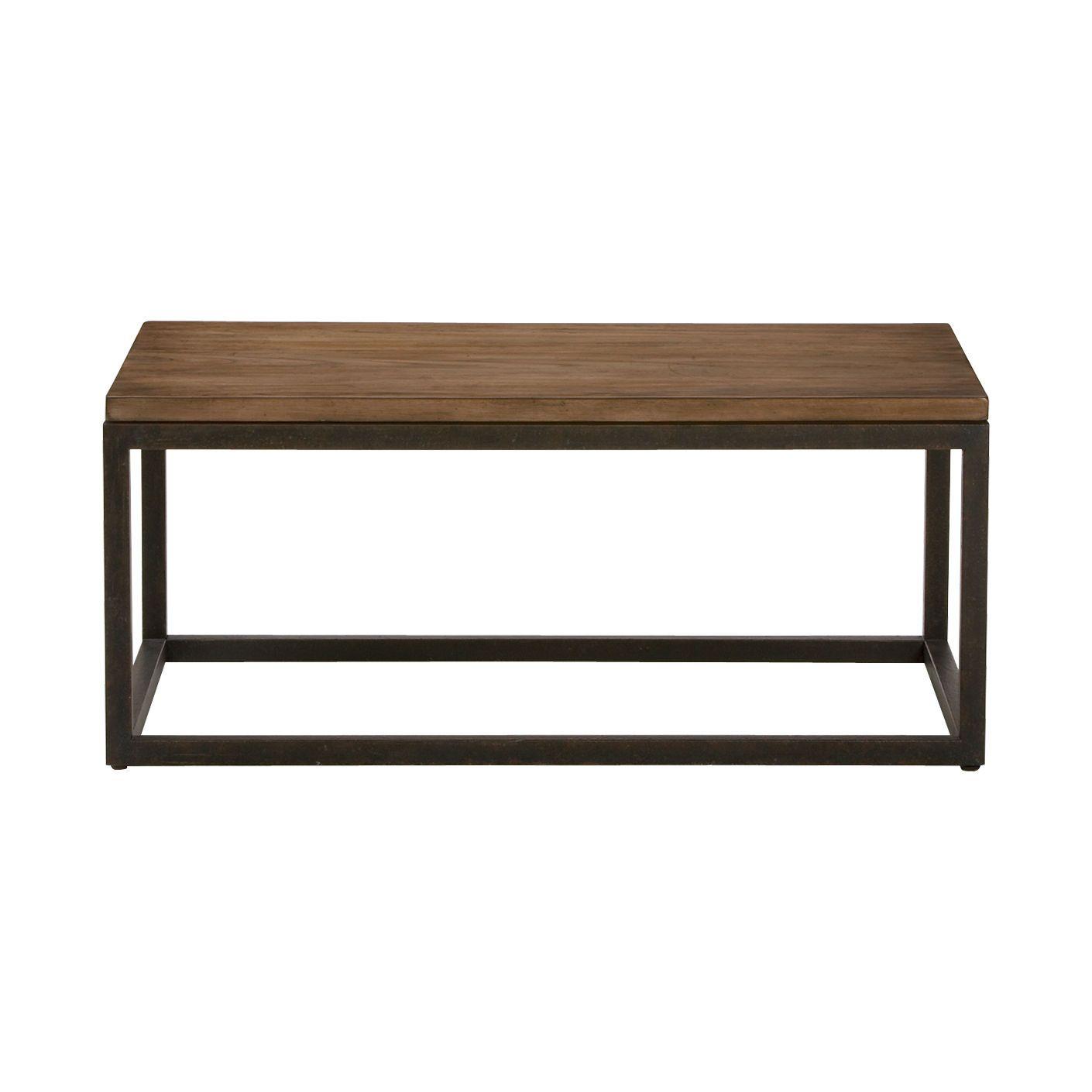 Ethan Allen Rectangular Coffee Tables: Meyer Small Coffee Table - Ethan Allen US