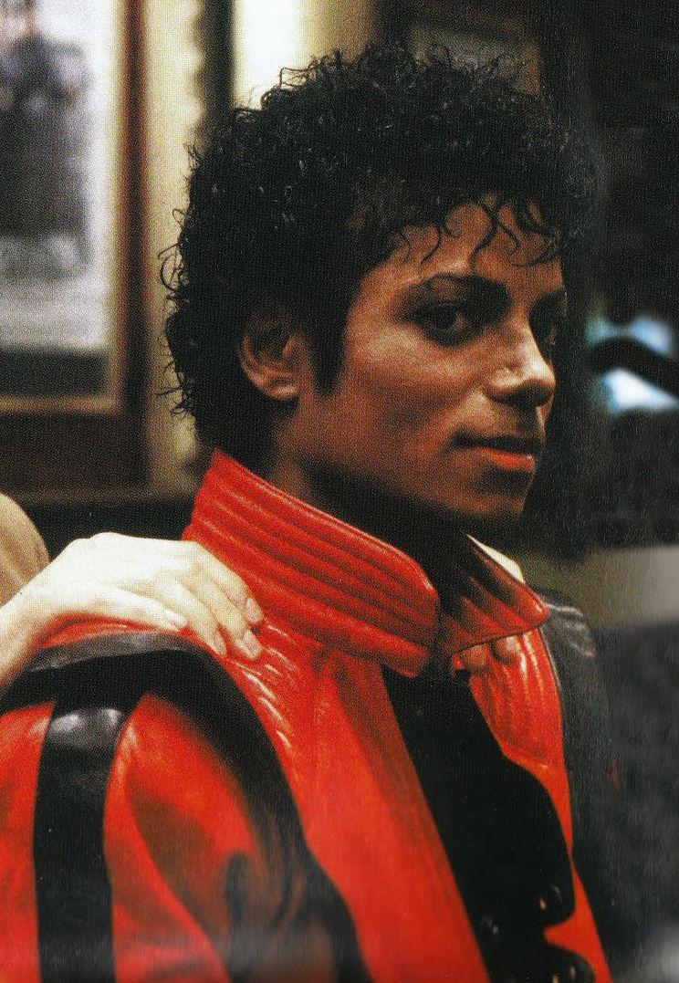Michael Jackson Thriller 1983 Musicas Funk Michael Jackson E