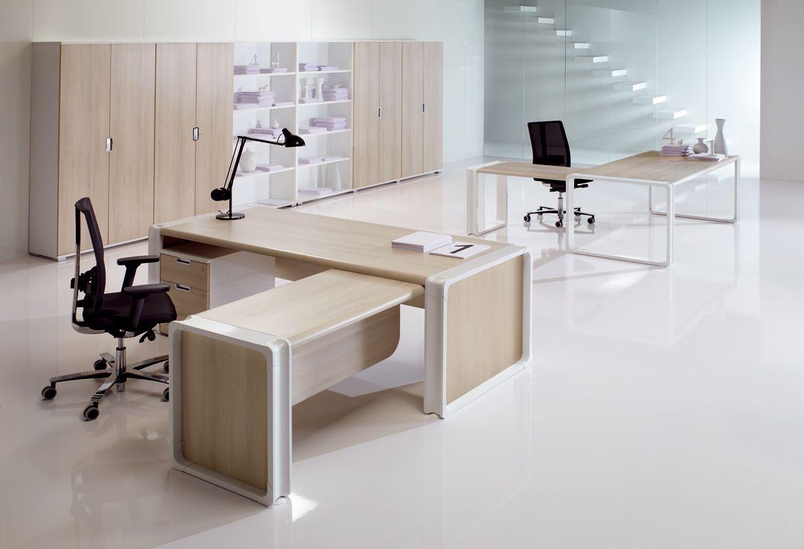 Bureau Open Par Le Fabricant Mobel Linea Mobilier Bureau