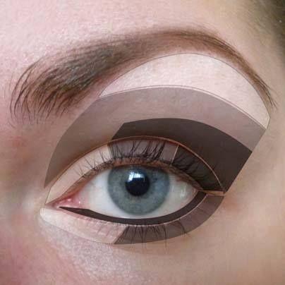 Per evidenziare l'effetto #SmokeyEye, tirate una linea sulla palpebra inferiore con la stessa sfumatura di ombretto!  http://ow.ly/uTuTh #makeup #trucco