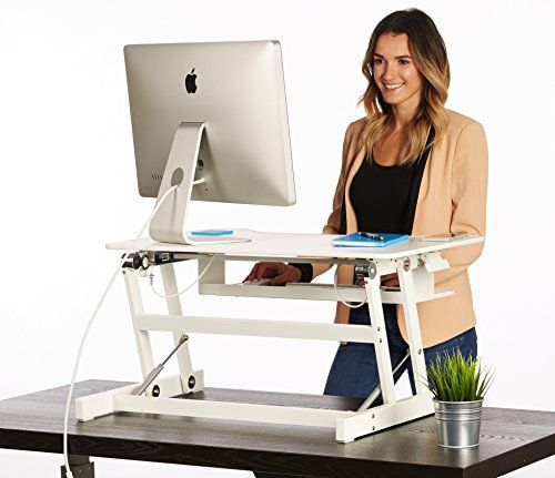 Marvelous Standing Desk   Adjustable Height Sit Stand Dual Monitor ... Https:// Amazing Design