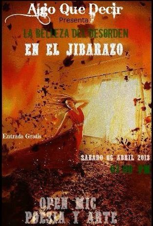 La Belleza del Desorden @ El Jibarazo, Ponce
