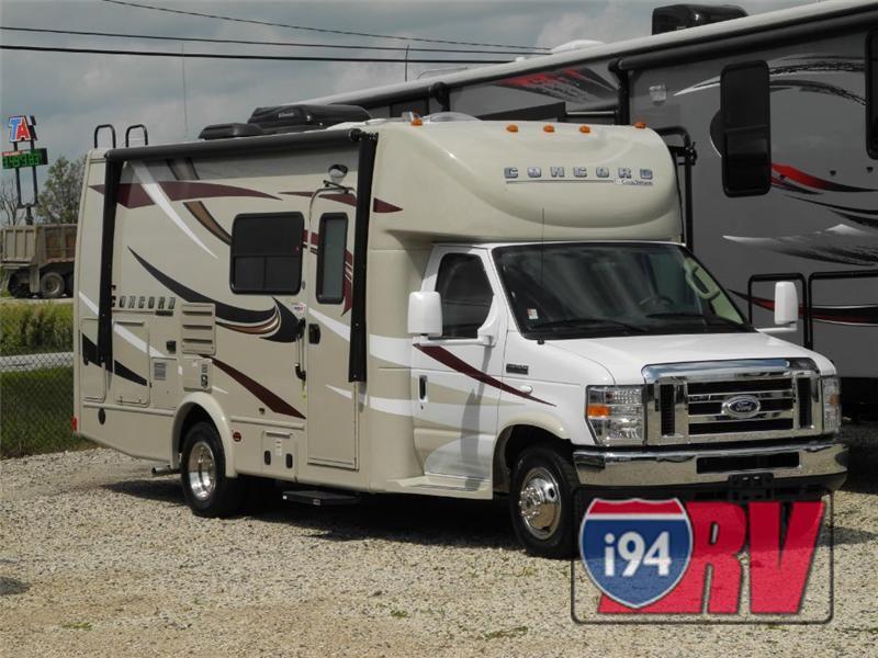 New 2015 Coachmen RV Concord 240RB Ford Class C Motorhome ...