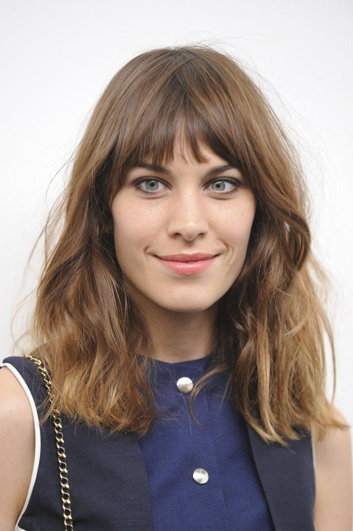 Alexa chung hair pinterest hair hair cuts and hair styles