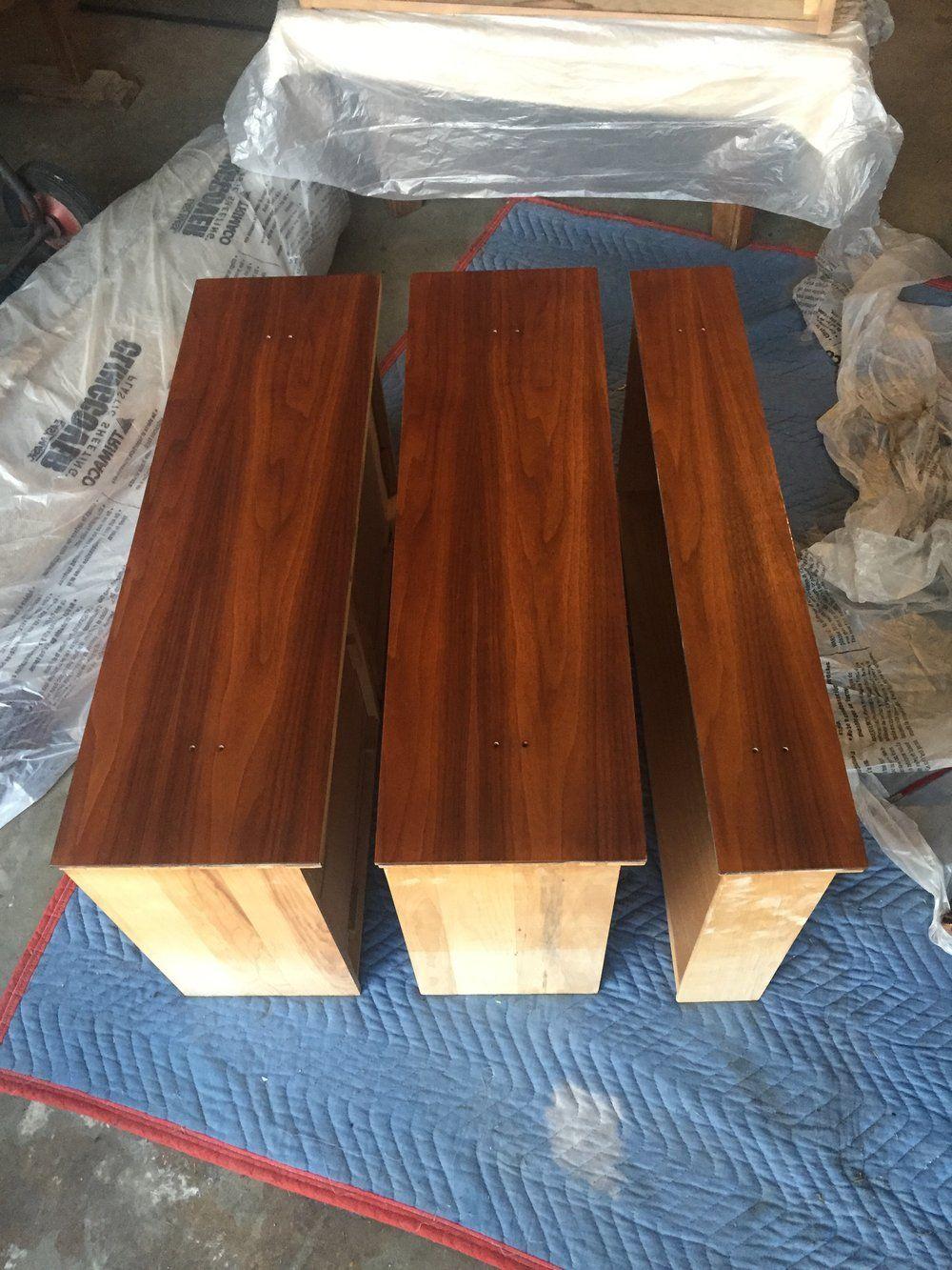I Used Watco Danish Oil Medium Walnut For This Project I Just