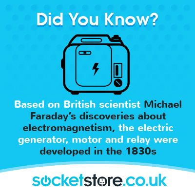 Based on British scientist Michael Faradays discoveries about