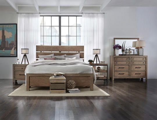 Your Organic Bedroom: From The Flatbush Avenue Collection. Update Your Bedroom