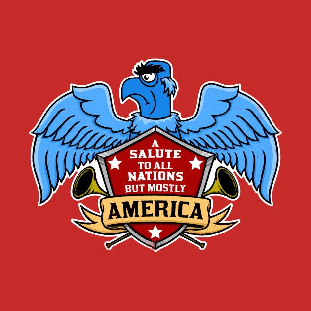 check out this awesome 'a salute to all nations' design on