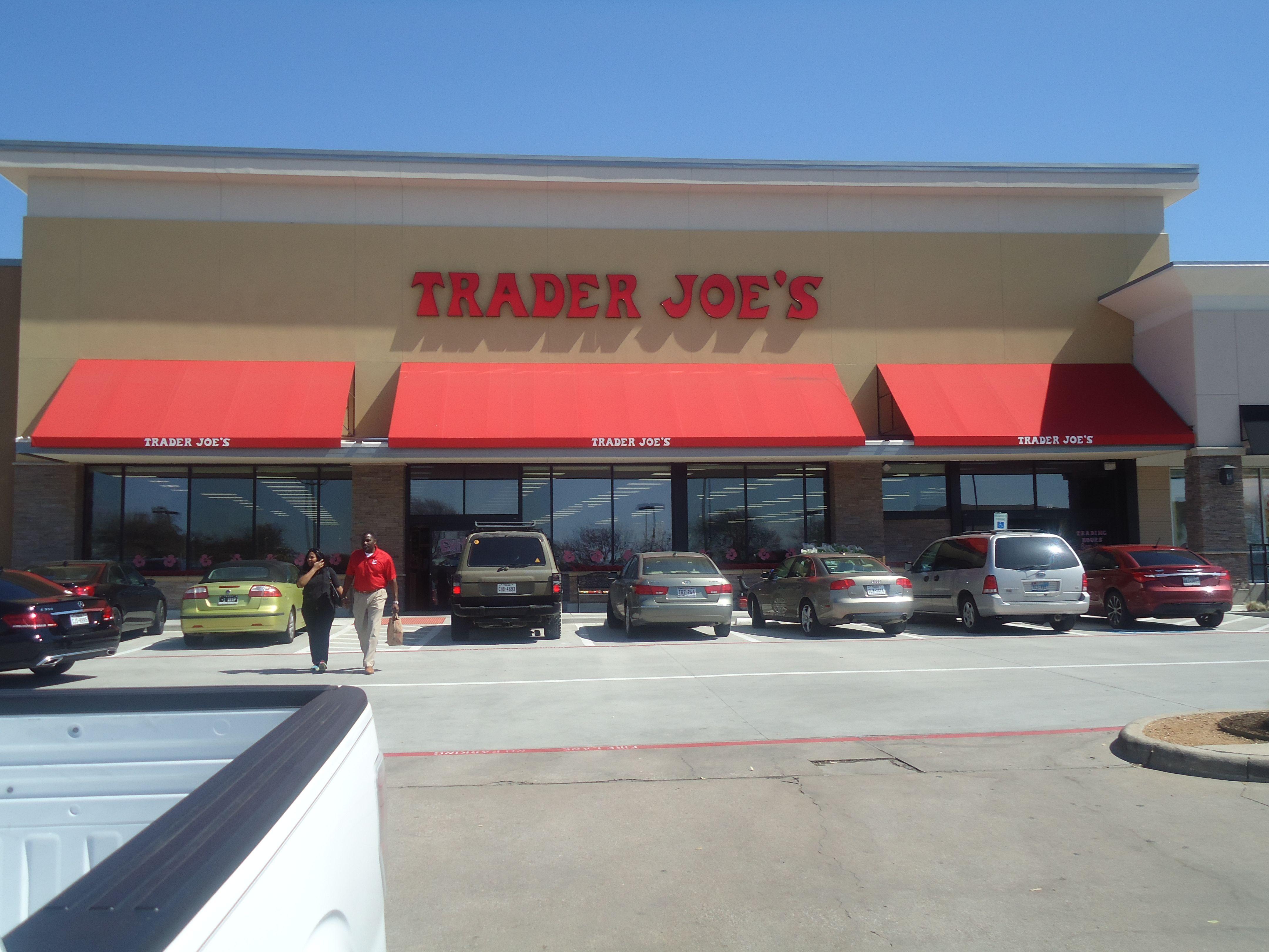 Trader Joe's is located at 2400 Preston Rd. Plano, Texas