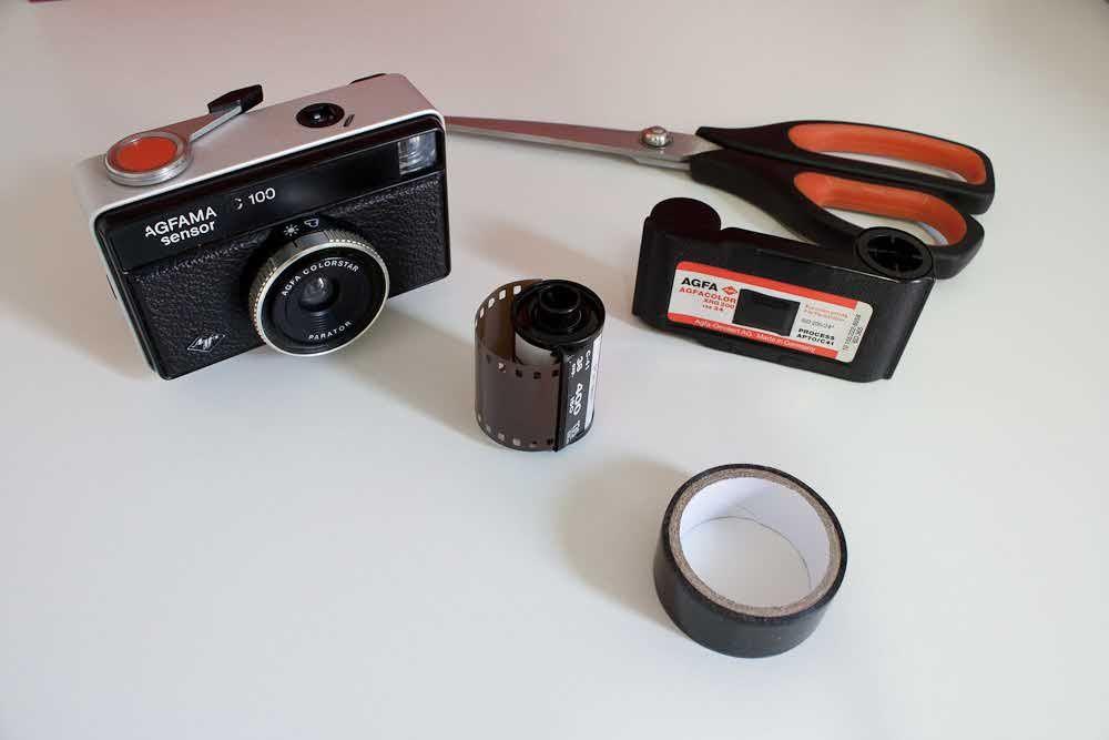 растворы для пленочного фотоаппарата