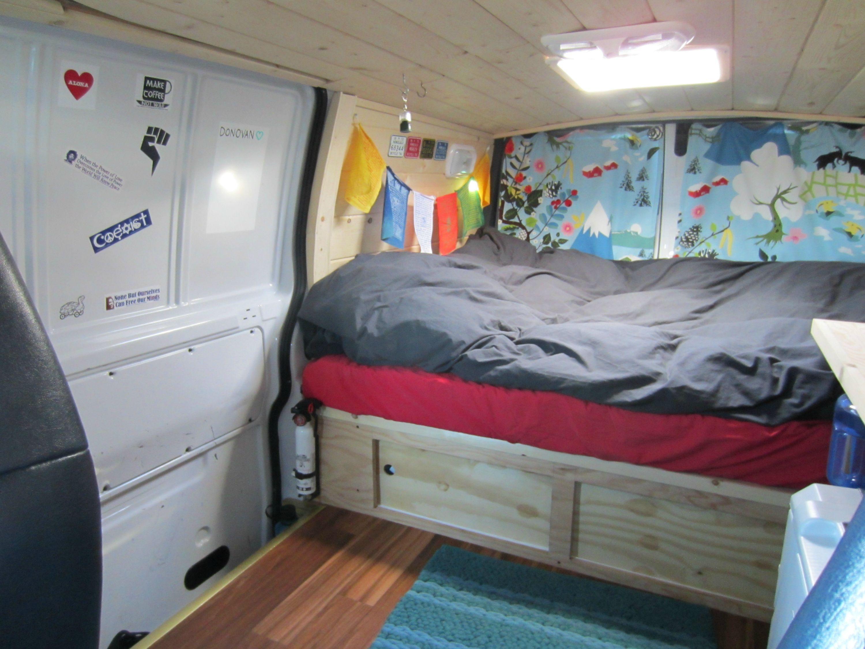 donovan the astro van vans nice and van life. Black Bedroom Furniture Sets. Home Design Ideas