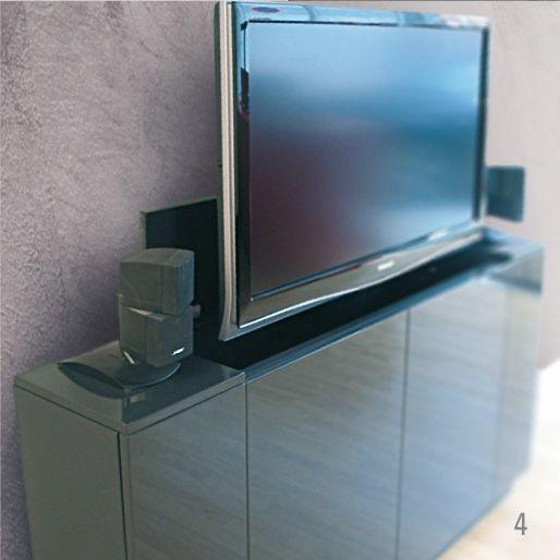 SB Concept  Meubles Elévateurs pour écrans plats - Notre gamme de