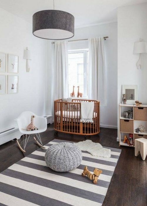 Beautiful Baby Boy Rooms: 21 Scandinavian Nursery Designs That Will Have You Saying